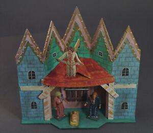 Grulich-Krippengebaeude-Stall-mit-Jesus-Maria-Josef-Engel-11498