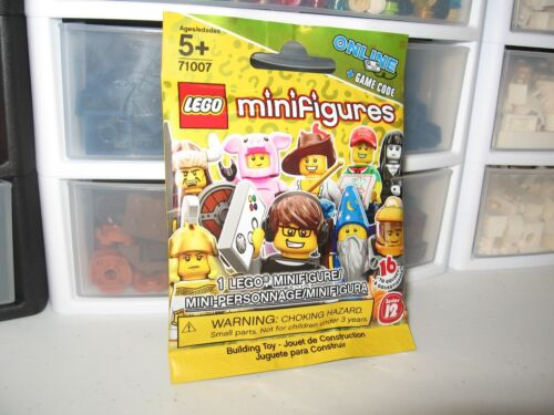 LEGO 1 RANDOM SERIES 12 MINIFIGURE   71007 ITEM 6059147