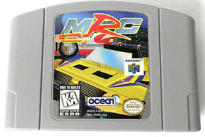 MRC-MULTI-RACING-CHAMPIONSHIP-NINTENDO-64-GAME-CARTRIDGE-N64-AUTHENTIC-TESTED