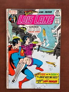 Superman-s-GirlFriend-Lois-Lane-117-1971-7-0-FN-DC-Key-Issue-Bronze-Age-Comic