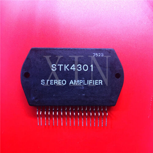 """STK4301 /""""Original/"""" 18 P SIP"""