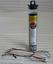 Woodland-Scenics-Just-Plug-JP5739-Red-LED-Stick-On-Light-2-lights-24-034-Cable miniature 1