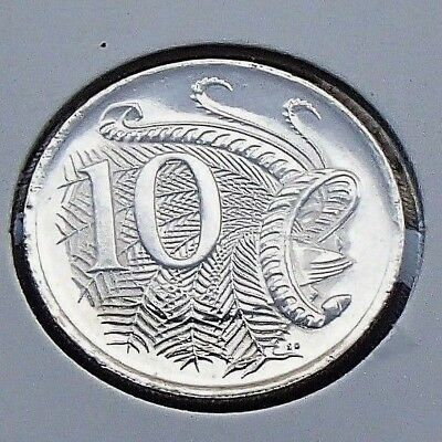 Coin Free Post Aust! 10c Ex RAM Set 2019 Australian Specimen UNC Ten Cent