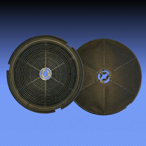 Économies 2 Filtre à Charbon Actif Filtre Pour Brume Hotte Honeywell Titanit