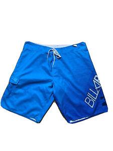 New-Billabong-Mens-W-40-Board-Shorts-Swim-Surf-Sun-Big-And-Tall