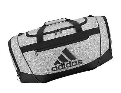 152372477e adidas Defender III Duffel Bag Onix Jersey/Black Medium 716106835476 | eBay