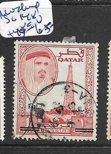 QATAR (PP1002B) REVALUED SHEIKH SG 148 VFU