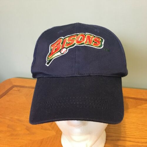 2008 Buffalo Bisons Baseball Hat Cap SGA MILB Stra