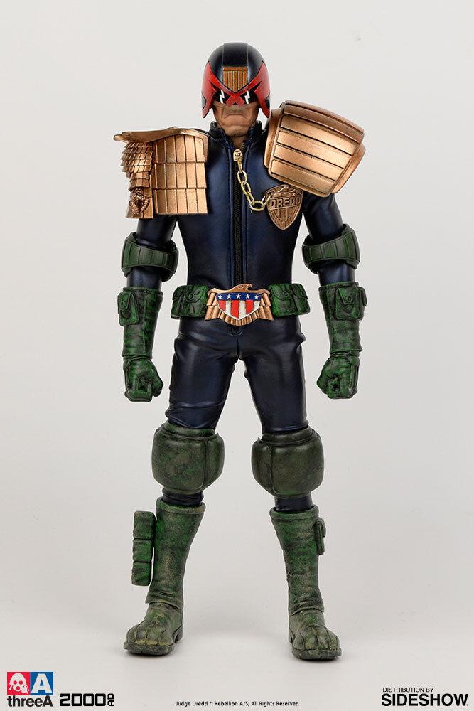 Apocalypse War Judge Drojod Sixth Scale Action Figure by ThreeA Toys Sideshow