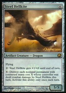 Steel-Hellkite-FOIL-NM-Release-Promos-Magic-MTG