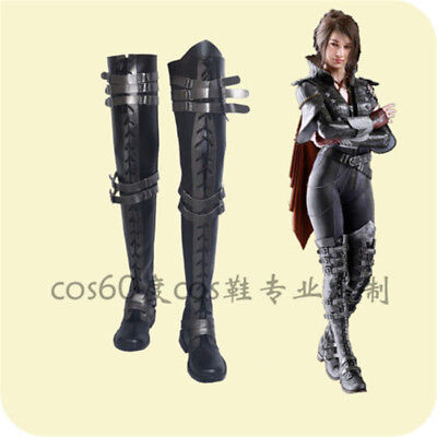Hot Kingsglaive Final Fantasy Xv Crowe Altius Cosplay Shoes Cos