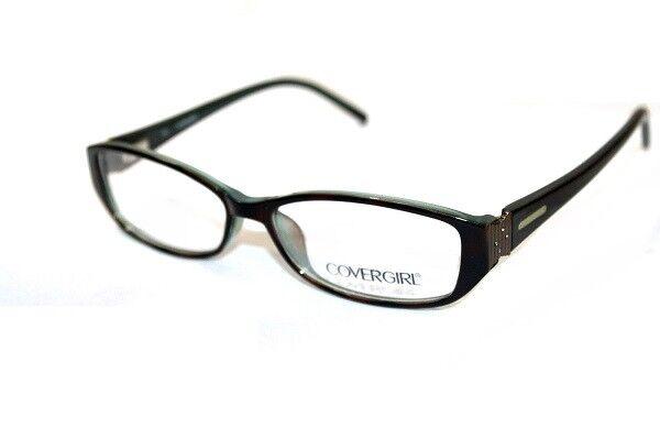 COVERGIRL Eyewear CG 0872 Womens Eyeglass Frames 53-14-135 Tortoise ...