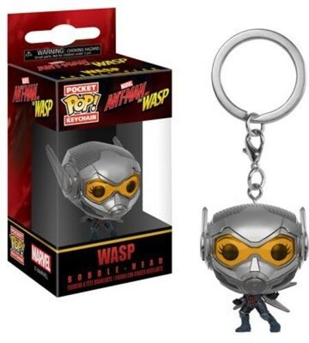 Funko Pop Toy New Keychain: Ant-Man /& The Wasp Wasp