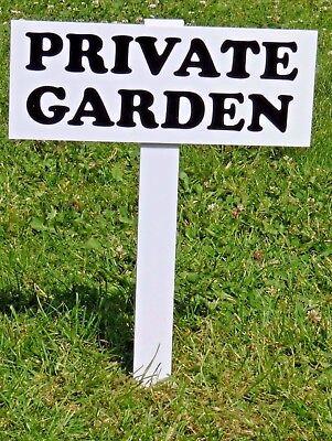 """""""giardino Privato"""" Heavy Duty, V Grandi Dimensioni E- Completa In Specifiche"""