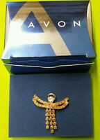 Avon Birthstone Angel Tac Pin (november)