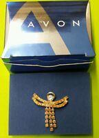 Avon Birthstone Angel Tac Pin (november)