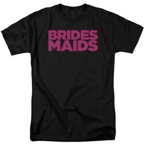 Bridesmaids-Logo-T-Shirt-Sizes-S-3X-NEW