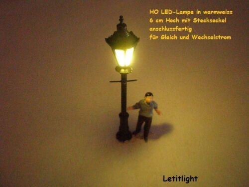 Parklaterne Parklampe 5 Stück// Nr 15 LED-Lampe,Straßenlampe Parkleuchte