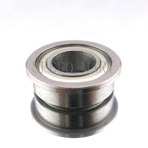 2mm*6mm*3mm 5 x F692zz Mini Métal Double Blindé Sertissage roulements à billes