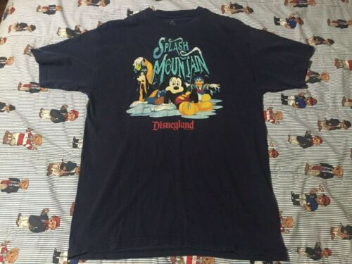 Official Splash Mountain Vintage T-shirt From Disn