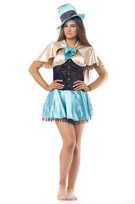 Sexy Alice In Wonderland Costume Alice Tea Ladies Fancy Dress Halloween Costume