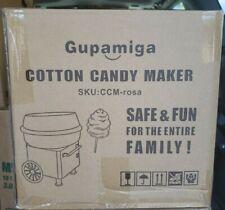 Gupamiga Cotton Candy Maker Ccm Rosa