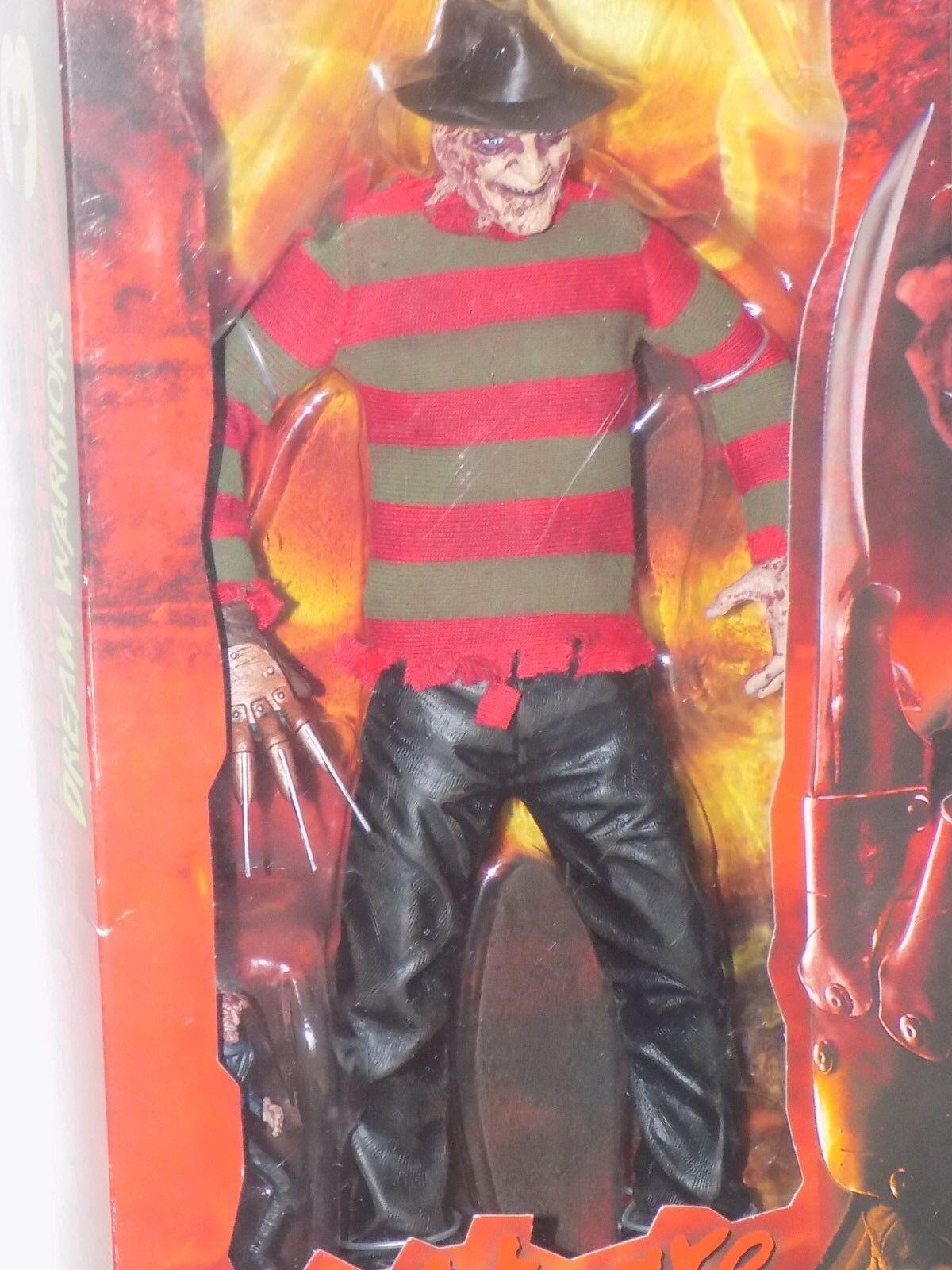 Mezco 12in Frossody Krueger Nightmare Elm st Factory Sealed Deluxe Figure