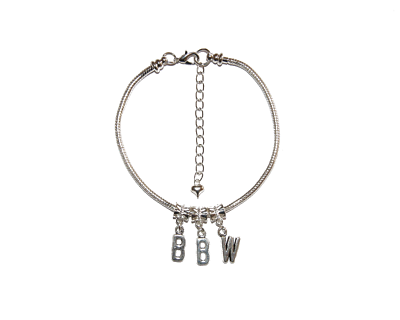 Hotwife /'DP ME/' Euro Anklet Ankle Chain