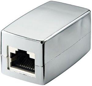 Adaptador-de-red-CAT5e-2x-Rj45-Enchufe-E230