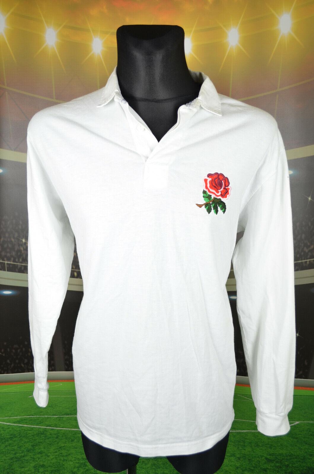 Engle Cotone Oxford Da Uomo Rugby Footbtutti Shirt (L) (L) (L) Top in jersey trikot maglia d31