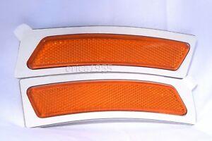 Front Bumper Side Marker Light Lamp Reflector Driver Side for 2016 BMW 435i