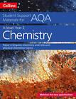 AQA A Level Chemistry Year 2 Paper 2 by Colin Chambers, Graham Curtis, David Nicholls, Andrew Maczek, Geoffrey Hallas, Rob Symonds, Stephen Whittleton (Paperback, 2016)