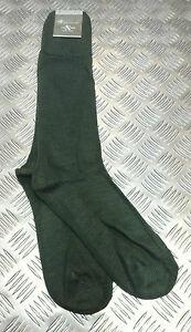 Genuine-Italian-Military-Forces-Army-Socks-OD-80-Wool-BRAND-NEW