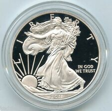 2011 American Eagle One Ounce Proof Silver Bullion Coin - US Mint Official 1 oz