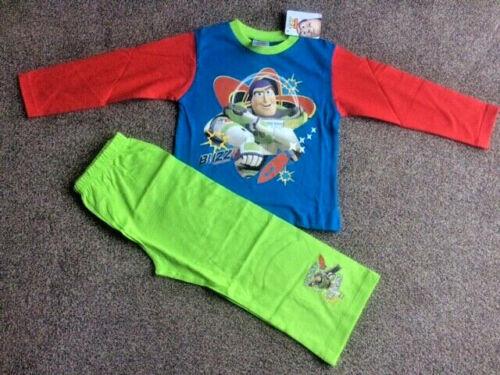 Boys Disney Toy Story Pyjamas Pj/'s Size 2-3 and 3-4 years Brand New!!!