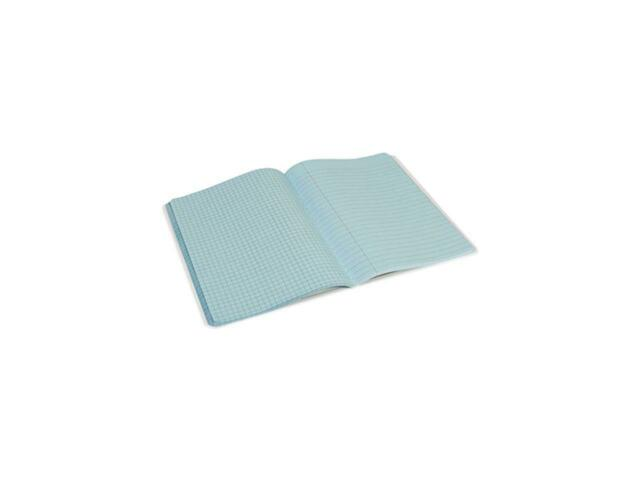 """Pacon MMK37160 Composition Book 7 1/1"""" x 9 3/4"""", Multiple Subject, - Blue - 200"""