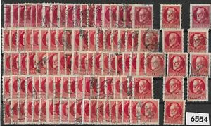 #6554 Small group 100+ Pre 1920 Germany / Bavaria Bayern / Used postage stamps
