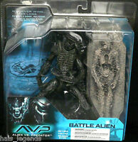 Alien Vs Predator Battle Alien Rare Action Figure Mcfarlane Spawn.com Avp