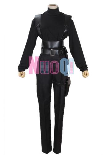 Darker Than Black Hei Li Shenshun Overcoat Trench Coat Cosplay Costume Full Set