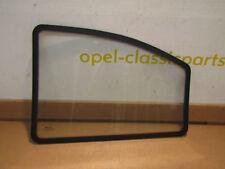 Glasscheibe Seitenwand links klar Kadett E CC 3-türig  ORIGINAL OPEL 161550