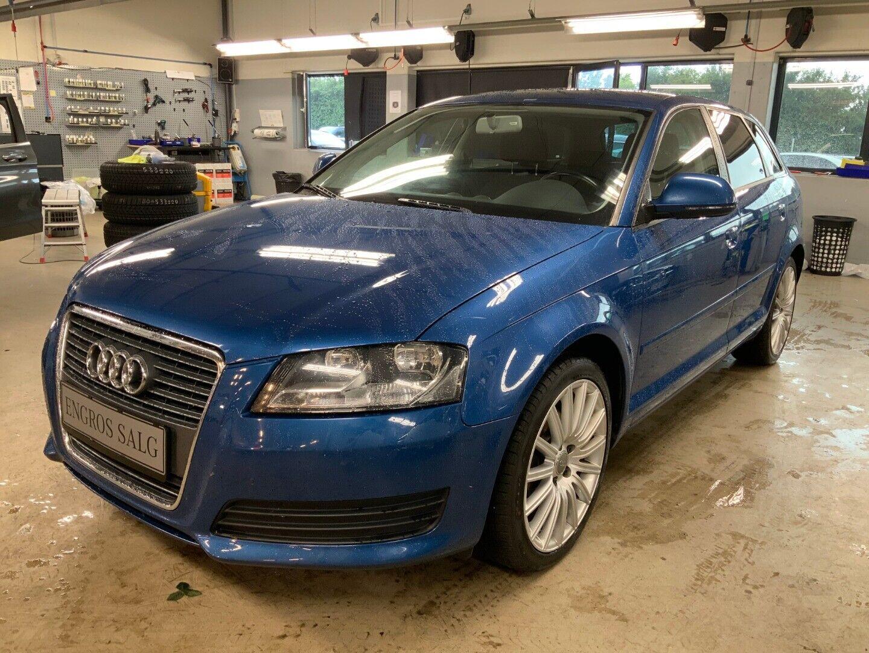Audi A3 1,8 TFSi Ambiente SB