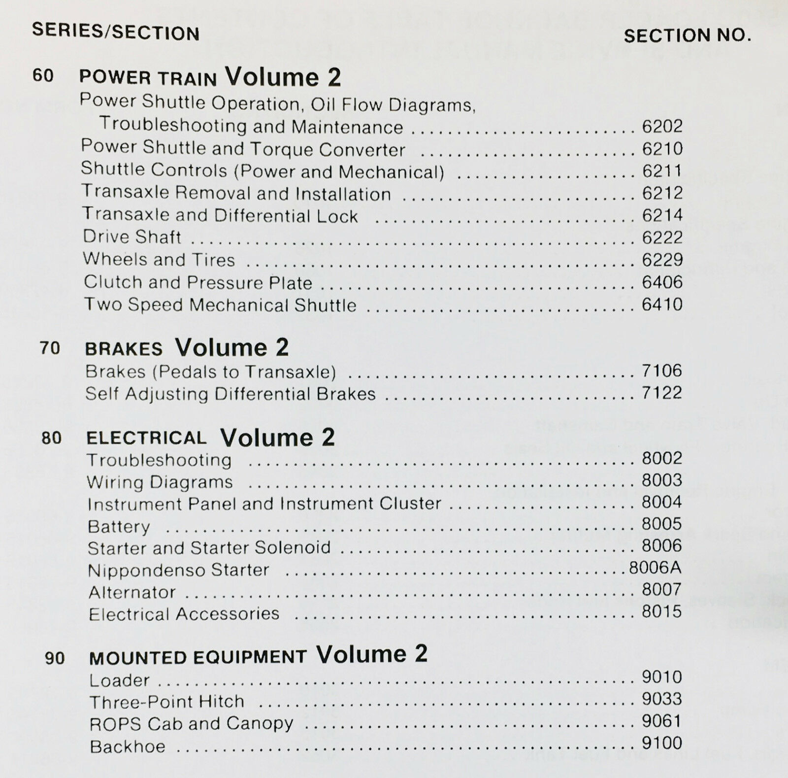 Case 580c Loader Backhoe Operators Service Parts Manual Repair Shop 580 Tractor Starter Wiring Diagram Norton Secured Powered By Verisign