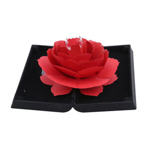 New-Ring-Box-Case-Rose-4-Color-Fashion-Accessories-Gifts-Spin-Upscale-Proposal