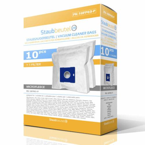 10 Premium Staubsaugerbeutel Für PROGRESS PC 22 CUP PC 3727