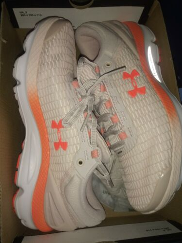 Details about  /Under Armour CHARGED INTAKE 3 women/'s running shoes pink rose orange coral