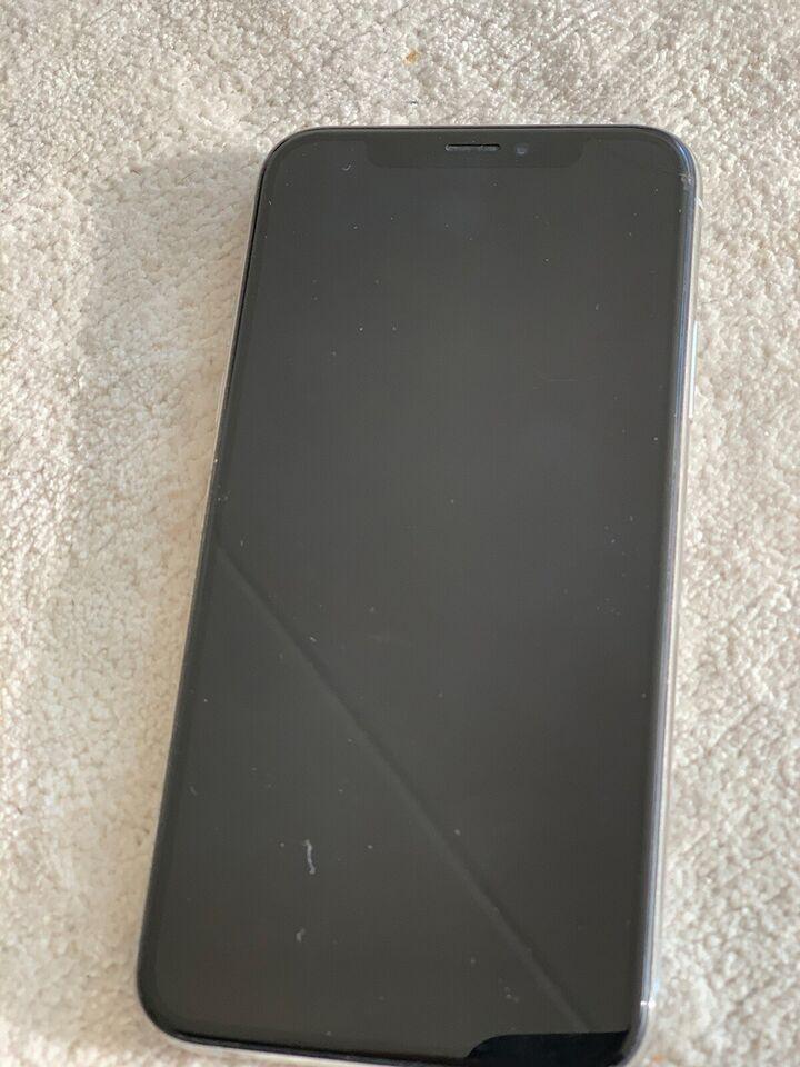 iPhone XS, 64 GB, hvid