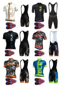 Hommes-Team-Cycling-Jersey-Bib-short-Set-Short-Set-ou-homme-maillot-de-cyclisme-seulement