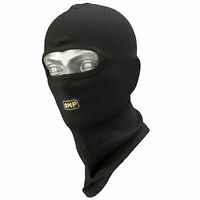 In Blue One Size OMP Open Face Kart Racing//Go Karting Balaclava