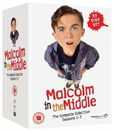 Malcolm In The Middle: The Complete Collection Box Set - Seasons 1-7[Region 2]
