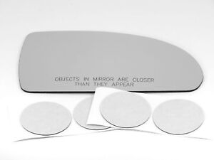 Fits 01-06 Elantra Right Passenger Convex Mirror Glass Lens   w// Adhesive   USA